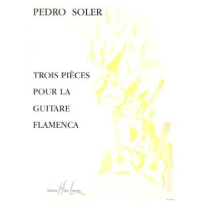 3 pieces flamenca