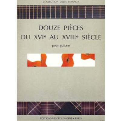 PIECES DU 16E AU 18E SIECLE