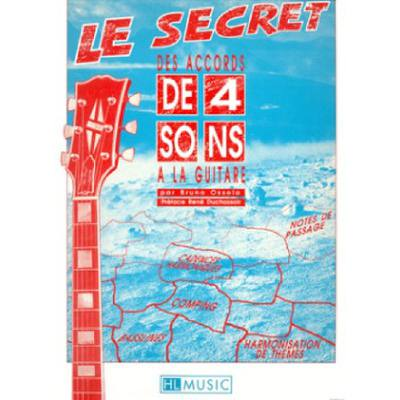 LE SECRET DES ACCORDS DE 4 SONS