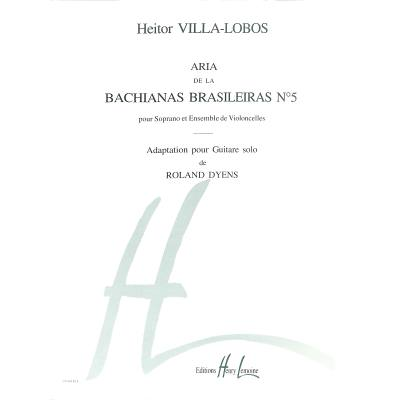 BACHIANAS BRASILEIRAS 5