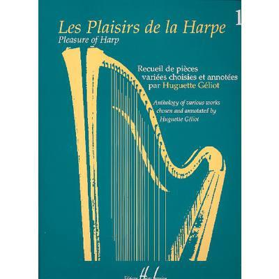 PLAISIRS DE LA HARPE 1