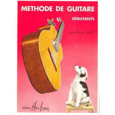 METHODE DE GUITARE - DEBUTANT