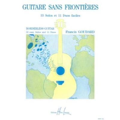 GUITAR SANS FRONTIERES