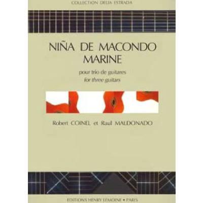 NINA DE MACONDO ET MARINE