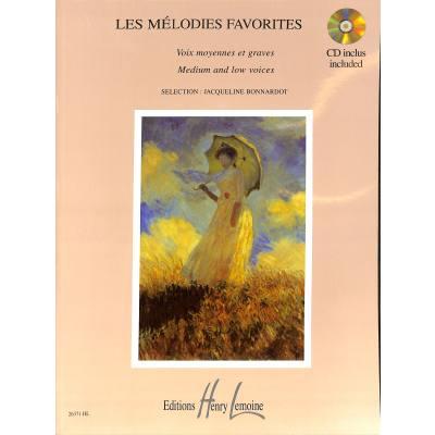 melodies-favorites