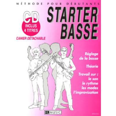 Starter basse