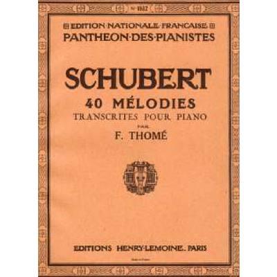 40-melodies