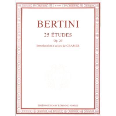25-etuden-op-29