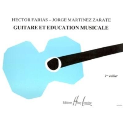 GUITARE ET EDUCATION MUSICALE 1