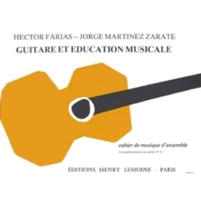 GUITARE ET EDUCATION MUSICALE
