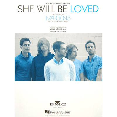 she-will-be-loved