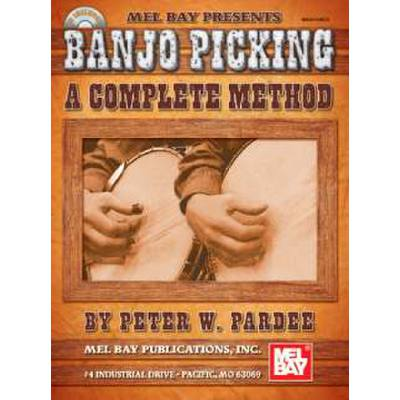 Banjo picking - a complete method