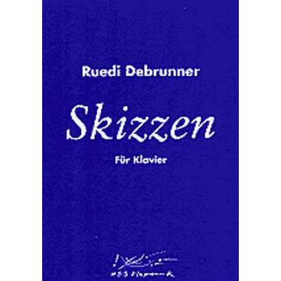 skizzen, 16.90 EUR @ notenbuch-de