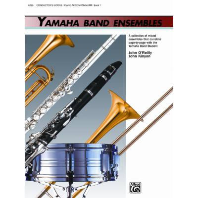 Yamaha band ensembles 1