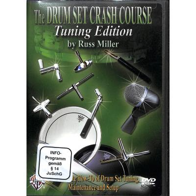 DRUMSET CRASH COURSE TUNING EDITION