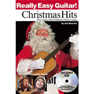 REALLY EASY GUITAR CHRISTMAS HITS