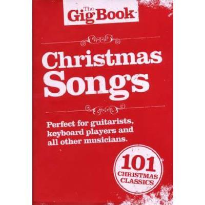 The gig book - christmas songs