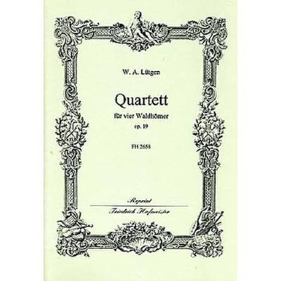 quartett-op-19