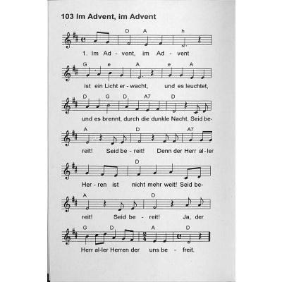 Lied Im Advent
