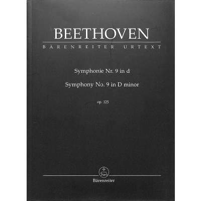Sinfonie 9 d-moll op 125