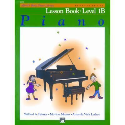 LESSON BOOK 1B