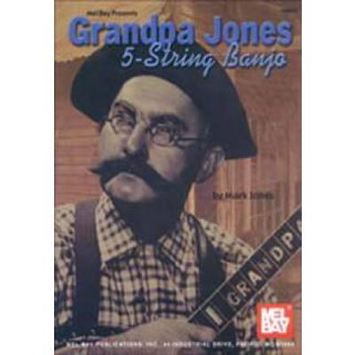 GRANDPA JONES - 5 STRING BANJO