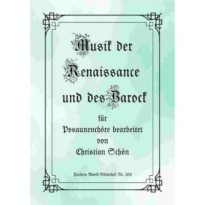 Musik Der Renaissance + Des Barock