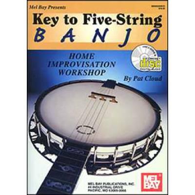 Key to 5 string banjo - home improvisation workshop