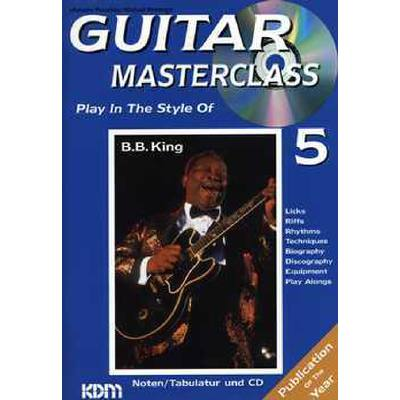 GUITAR MASTERCLASS 5