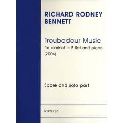 Troubadour Music