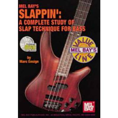 Slappin' - a complete study of slap technique for bass