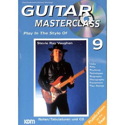 GUITAR MASTERCLASS 9