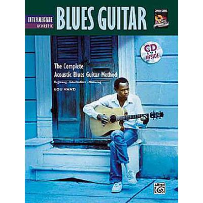 INTERMEDIATE ACOUSTIC BLUES GUITAR