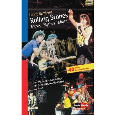THE ROLLING STONES - MUSIK MYTHOS MACHT