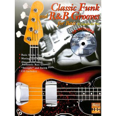 Classic Funk grooves for bass