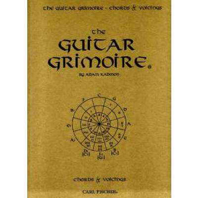 Guitar grimoire 2 - chords +voicings