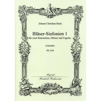BLAESER SINFONIEN 1-3