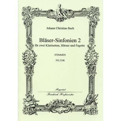 BLAESER SINFONIEN 4-6