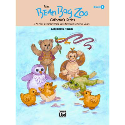 THE BEAN BAG ZOO 1 - COLLECTOR´S SERIES