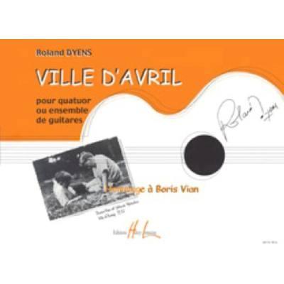 VILLE D'AVRIL