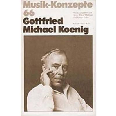MUSIK KONZEPTE 66 - GOTTFRIED MICHAEL KOENIG
