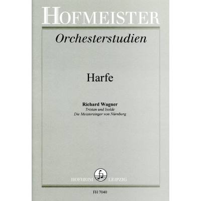 ORCHESTERSTUDIEN HARFE