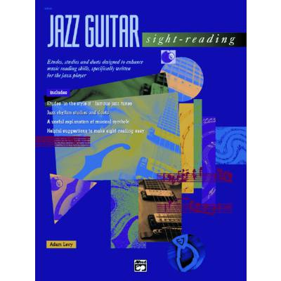 JAZZ GUITAR SIGHT READING