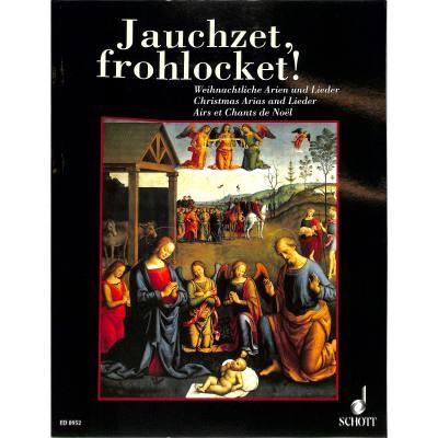 JAUCHZET FROHLOCKET