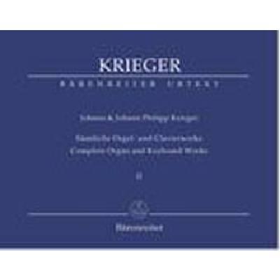 Saemtliche Orgel + Klavierwerke Bd 2