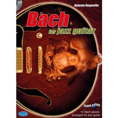 BACH FOR JAZZ GUITAR
