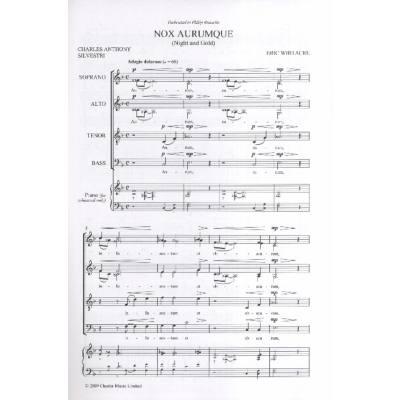 nox-aurumque