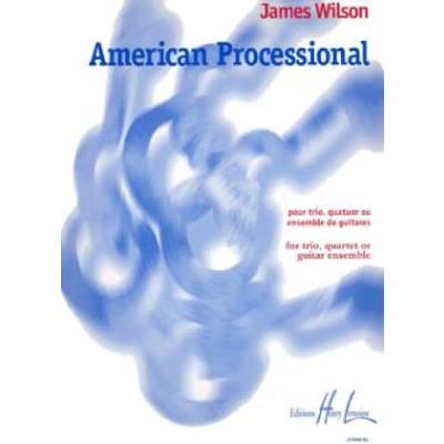 AMERICAN PROCESSIONAL