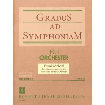 Piccola musica per orchestra