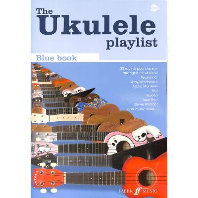 The ukulele playlist - blue book